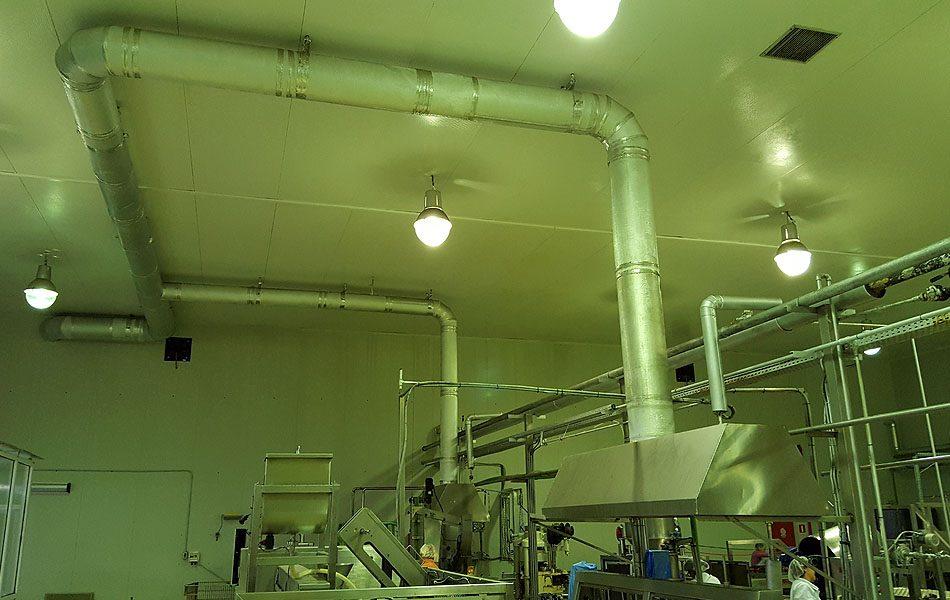 επαγγελματικός κλιματισμός, επαγγελματικός εξαερισμός, κλιματισμός επαγγελματικών χώρων, εξαερισμός βιομηχανικών εγκαταστάσεων, απορρόφηση επαγγελματικών κουζινών